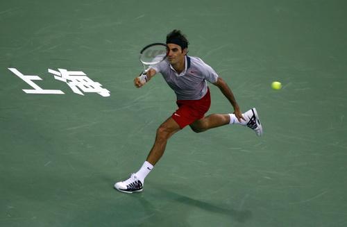 Federer, ứng cử viên sáng giá cho chức vô địch Thượng Hải Masters 2014