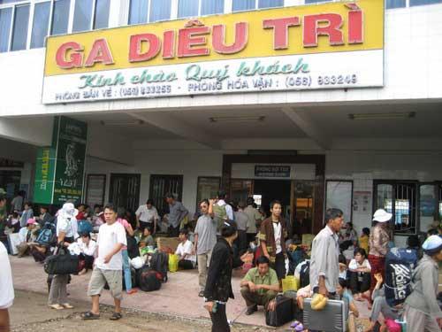 Trưởng ga Diêu Trì vừa bị cách chức vì vi phạm trong quản lý, điều hành công việc