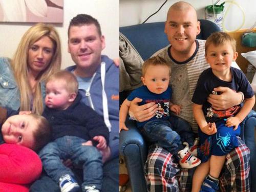 Ian- Gemma và các con
