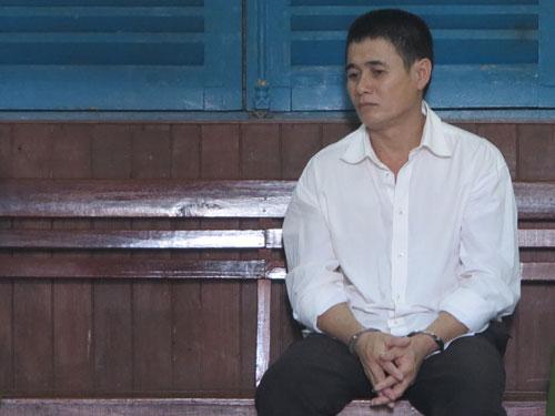 Võ Văn Sanh tại phiên tòa sơ thẩm
