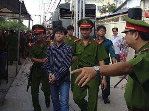 Ngô Hoàng Minh sau phiên xét xử