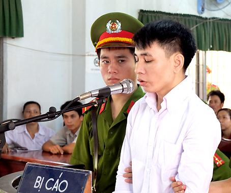 Bị cáo Hoàng Quang Tiếp đã phải trả giá cho tội giết người của mình bằng án tử hình