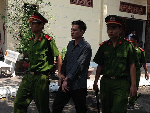 Lê Quang Hậu lãnh 17 năm tù