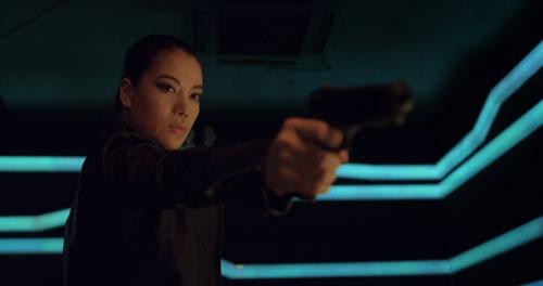 Trương Ngọc Ánh vai Hương Ga trong phim cùng tên. (Ảnh do nhân vật cung cấp)