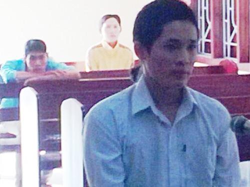 Bị cáo Phạm Văn Thường