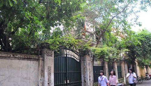 Ông Hoàng Văn Nghiên, nguyên Chủ tịch UBND TP Hà Nội, không muốn trả lại c8an biệt thự do nhà nước cấp