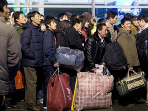 Làn sóng người di dân Trung Quốc đang đổ vào miền Viễn Đông Nga Ảnh: ISLAM NEWS