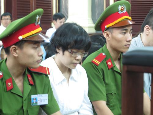 Huyền Như tại tòa