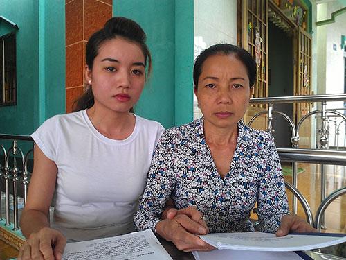 Mẹ và em gái bị án Hồ Duy Hải khi nhận được bút phê chấp nhận hoãn thi hành án cho tử tù này