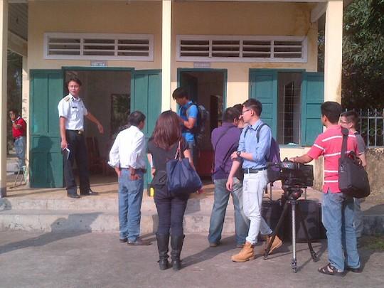 Đoàn phóng viên quốc tế tới Phú Quốc sáng 10-3