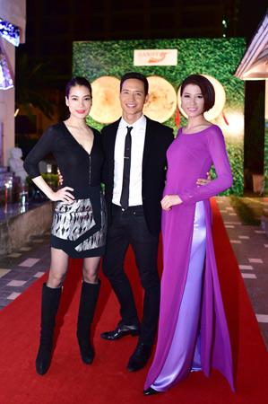 Trương Ngọc Ánh, Kim Lý và Trang Trần