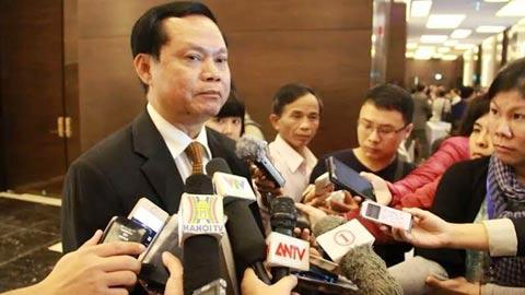 Theo ông Huỳnh Phong Tranh, ông Truyền mới chỉ có dấu hiệu vi phạm về tài sản và về chế độ chính sách của nhà nước. Ảnh: C.K