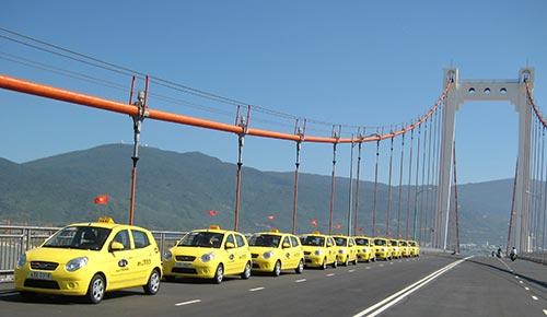 Taxi Tiên Sa luôn sẵn sàng phục vụ hành khách an toàn, đảm bảo chất lượng