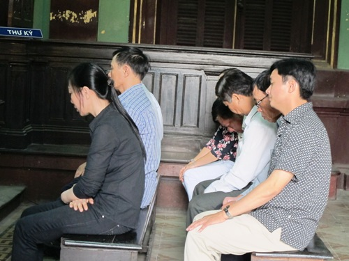 Các bị cáo kháng cáo xin giảm án và bị VKS kháng nghị tăng án