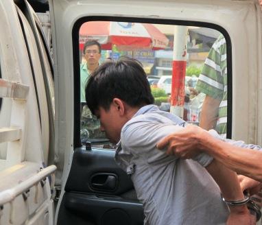 VKSND TP HCM phê chuẩn Huy về hành vi giết người
