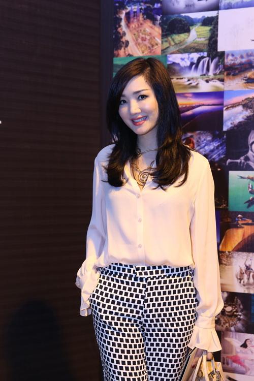 Hoa hậu Đền Hùng - Giáng My