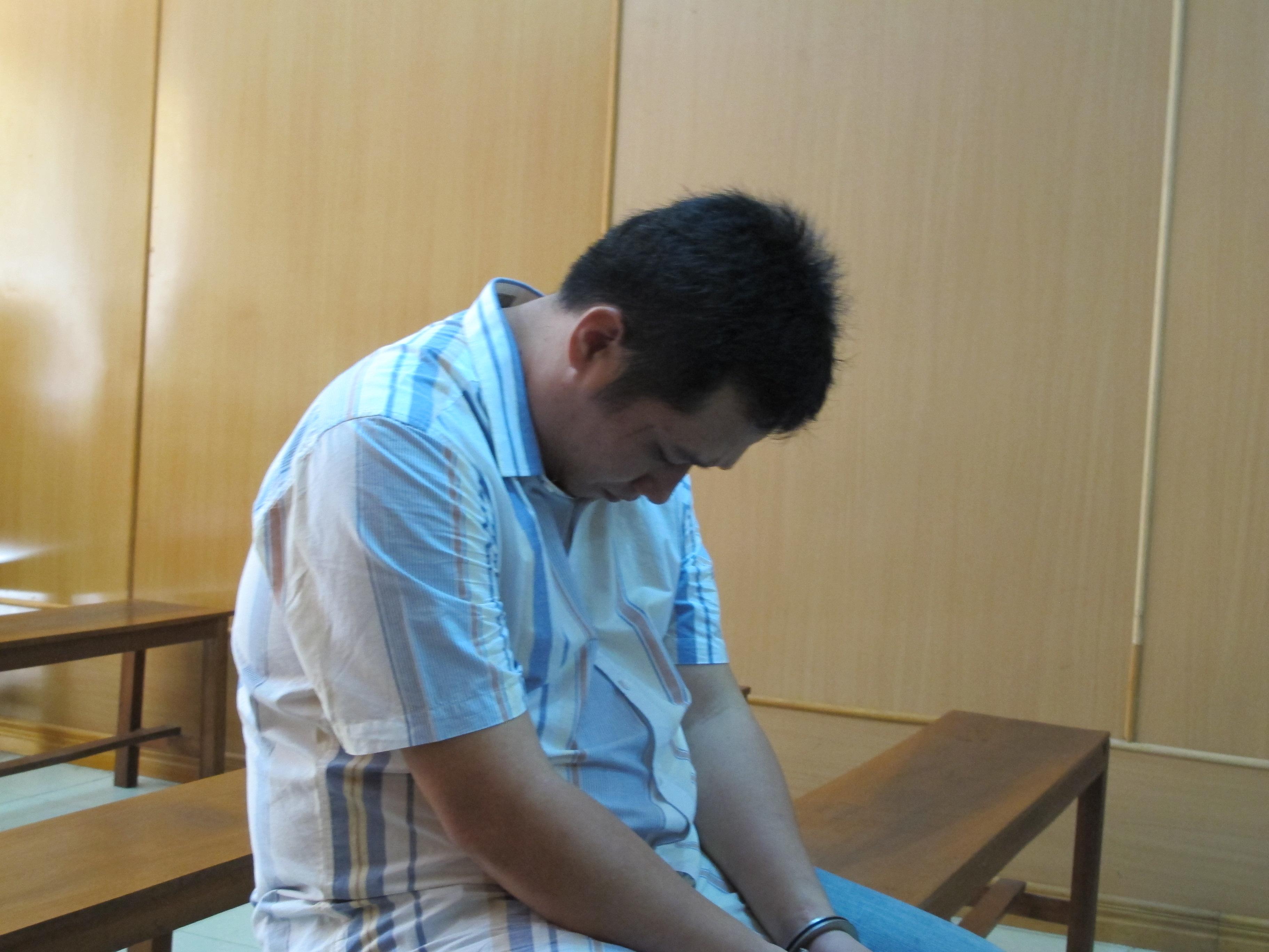 Nguyễn Văn Điển trộm vàng của cha mẹ để sang Campuchia đánh bạc