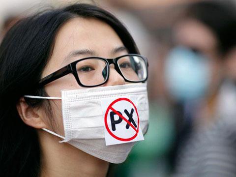 茂名PX项目抗议事件