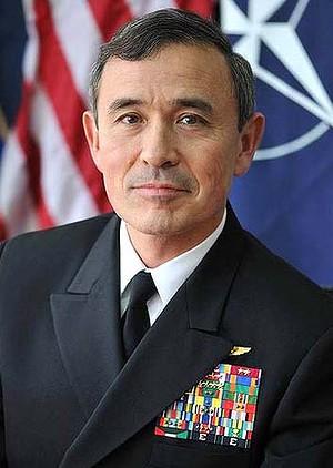 Tư lệnh Hạm đội Thái Bình Dương của Mỹ - Đô đốc Harry Harris Ảnh: NAVY TIMES
