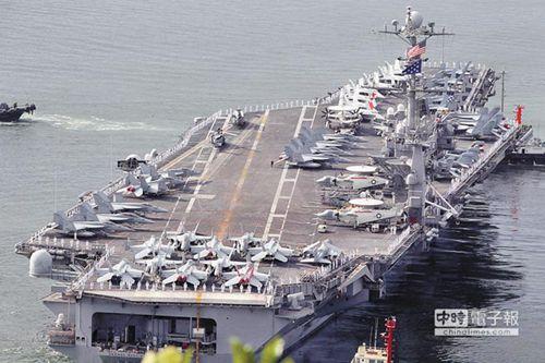 台媒:美中军演撞期较劲太平洋掀军武秀