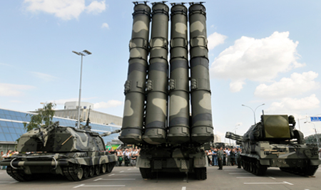 Военные расходы в России за последний год росли