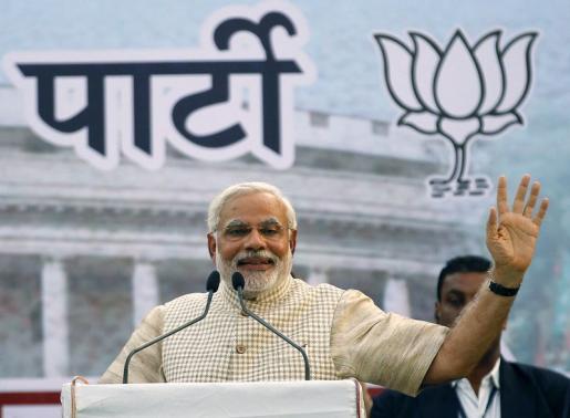 Ông Narendra Modi. Ảnh: Reuters