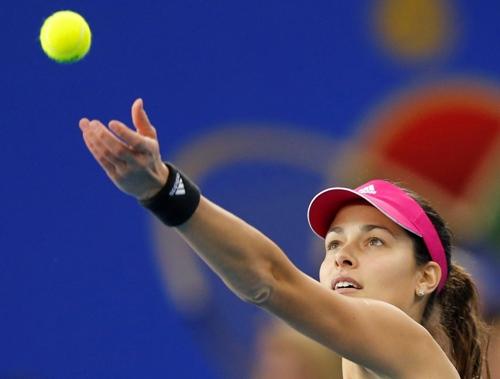 Ana Ivanovic vào bán kết, chờ gặp Sharapova