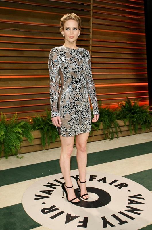 Jennifer Lawrence là người đẹp gợi cảm nhất 2014