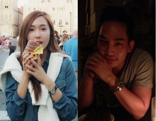Jessica và bạn trai