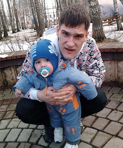 Dmitry cho biết anh sẽ nỗ lực nuôi dạy con  và thực hiện những kế hoạch còn dang dở sau khi vợ mất