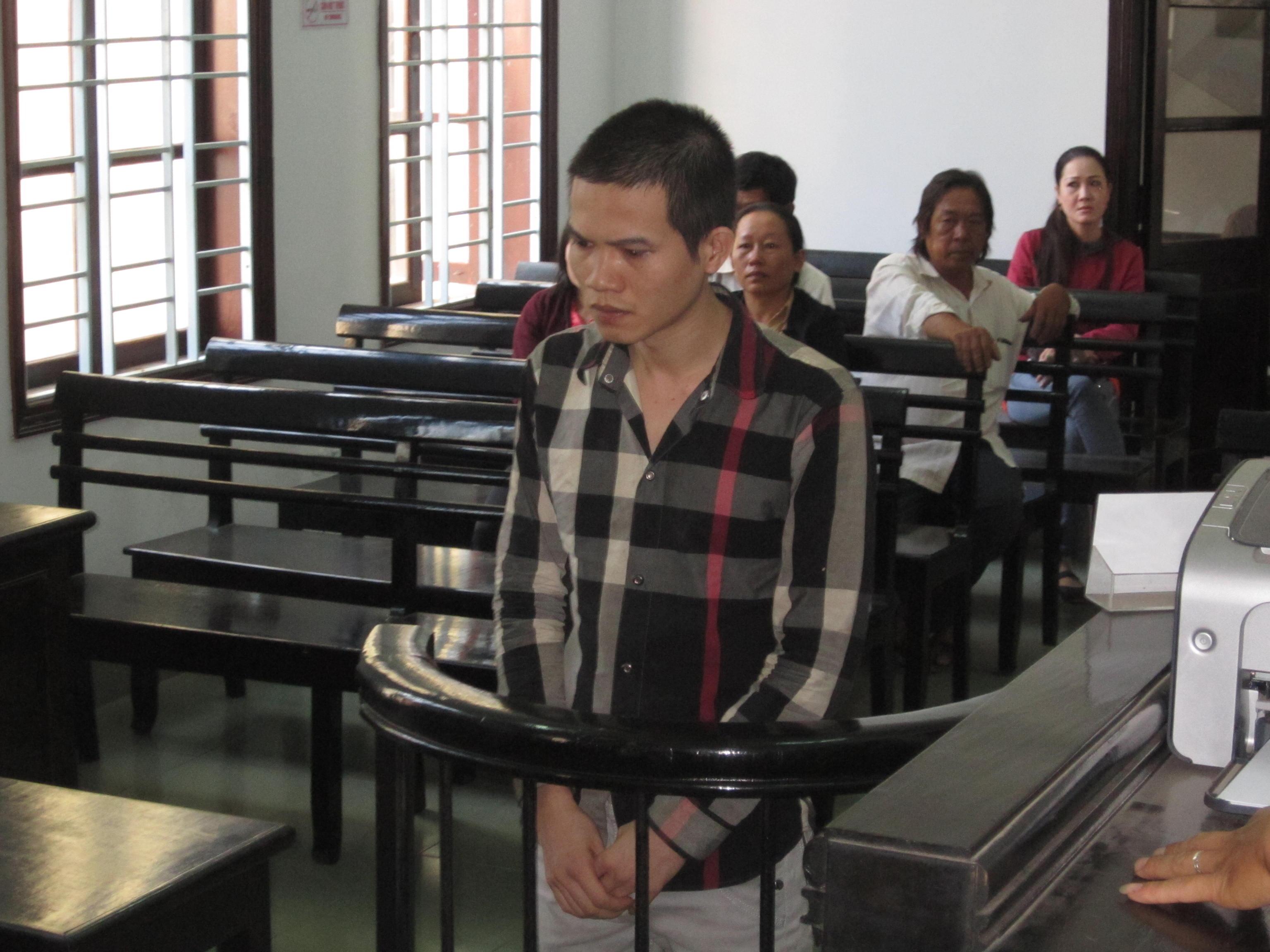 Bị cáo Hà Quốc Khánh
