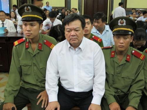 Bị cáo Nguyễn Văn Khỏe không có luật sư bào chữa ở phiên phúc thẩm