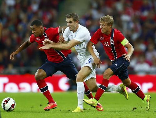 Tuyển Anh chưa thực sự khởi sắc hậu World Cup