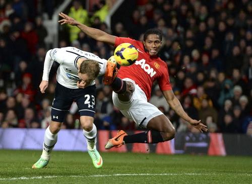 M.U gặp khó khăn với Tottenham trên sân nhà