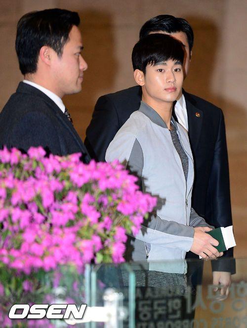 """""""Fan"""" chi hàng tỉ đồng để ăn cùng Kim Soo Hyun"""