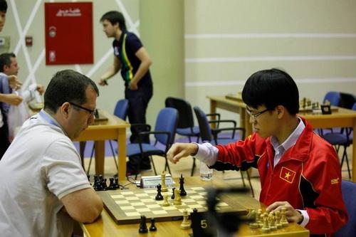 Lê Quang Liêm đoạt hạng tư thế giới cờ chớp