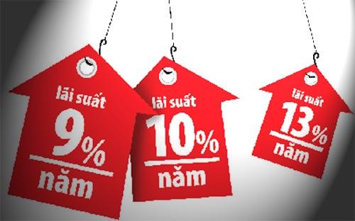 Đa số các doanh nghiệp Việt Nam đang vay với lãi suất 10 - 13%/năm; trong khi các doanh nghiệp đầu tư nước ngoài (FDI) nếu vay ở chính quốc để đầu tư vào Việt Nam thì mức lãi vay thấp hơn nhiều.