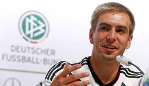 Lahm chia tay tuyển Đức gây tiếc nuối cho người hâm mộ
