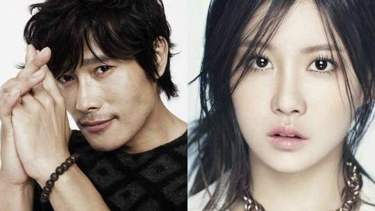 Lee Byung Hun và Dahee