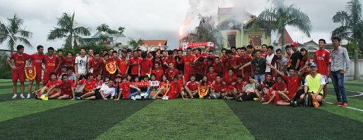 Hội CĐV Liverpool ở Việt Nam