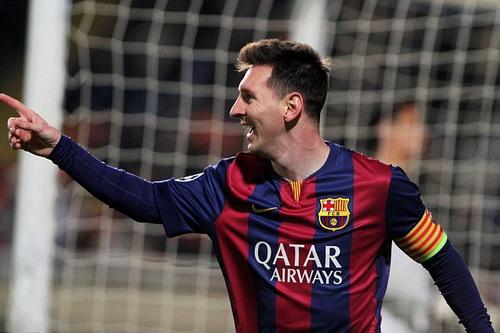 Lionel Messi ghi hat-trick vào lưới APOEL, lập kỷ lục ghi bàn mới ở Champions League