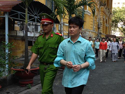 Huỳnh Công Thiện sau phiên tòa