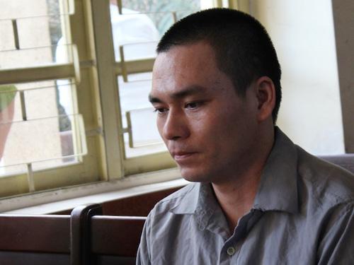 Lý Nguyễn Chung tại phiên tòa sơ thẩm hồi tháng 9-2014