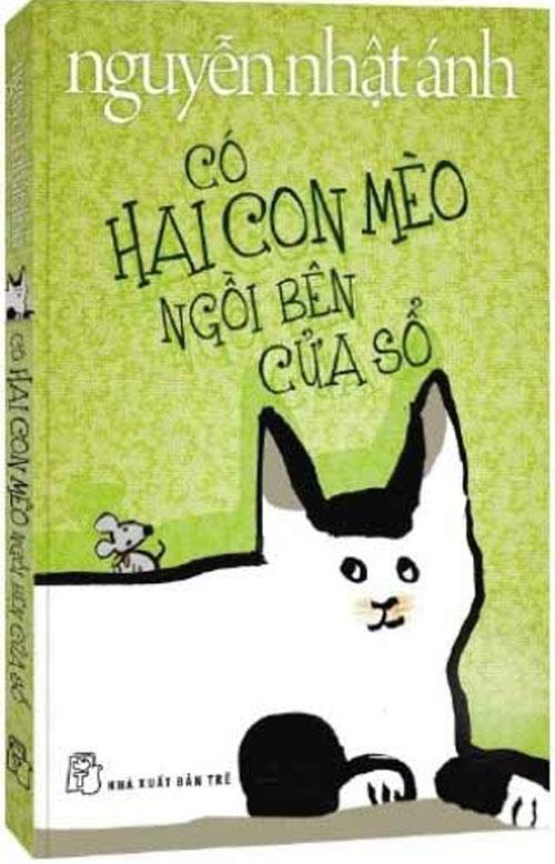 Sách của Nguyễn Nhật Ánh luôn best-seller