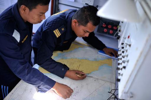 Cho đến lúc này vẫn chưa tìm thấy chiếc máy bay MH370. Ảnh: Malaysian Insider