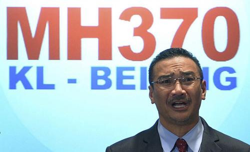 ộ trưởng Giao thông Malaysia Hishammuddin Hussein