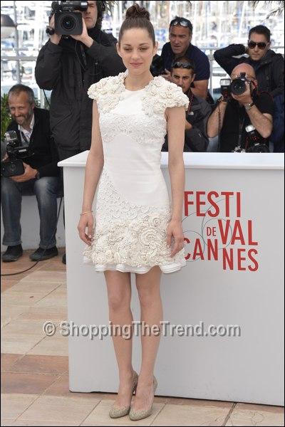 Trang nhã tại LHP Cannes