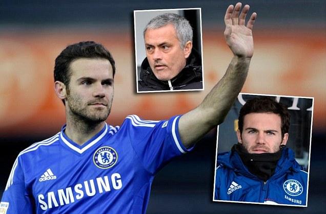 Dã đến lúc Mata nói lời chia tay HLV Mourinho
