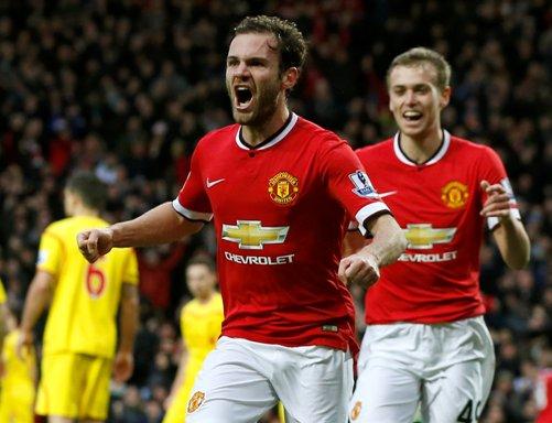 Juan Mata rời Chelsea về Man United với bản hợp đồng đắt giá