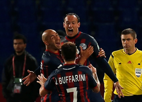 San Lorenzo cần giữ được khát vọng chiến thắng này ở trận chung kết với Real Madrid